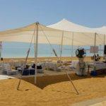 מצננים לאירועים – צינון אירוע בים המלח